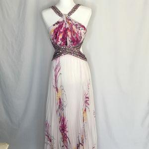 Dave & Johnny floral dress